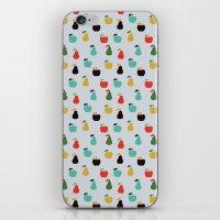 Apples + Pears iPhone & iPod Skin