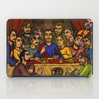 JC: The Last Supper iPad Case