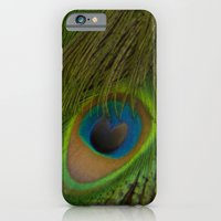 Peacock Eye iPhone 6 Slim Case