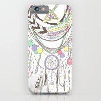 Tribal Necklace iPhone 6 Slim Case