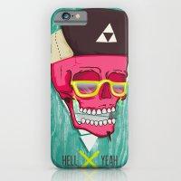 Hell Yeah Skull 2 iPhone 6 Slim Case