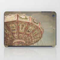 Vintage Swings iPad Case
