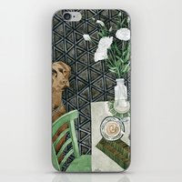 Geometry Labrador iPhone & iPod Skin