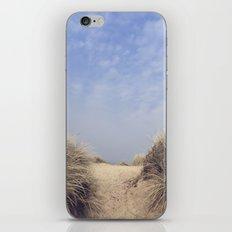 The Way To The Beach II iPhone & iPod Skin