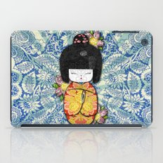 Horror Vacui - Kokeshi01 iPad Case