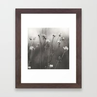 Blurry Dreams Framed Art Print