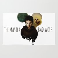 the Master & the BadWolf Rug