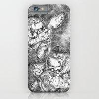 Petite Astronauts  iPhone 6 Slim Case