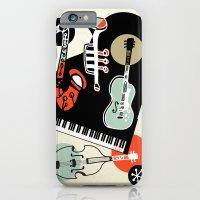 Jazz Combo iPhone 6 Slim Case