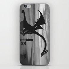 Dragon Beach iPhone & iPod Skin