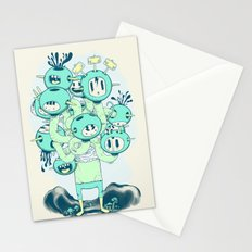 Many Heads are Better than None Stationery Cards