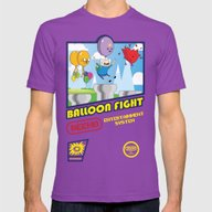 T-shirt featuring Adventure Time Balloon F… by Hoborobo