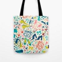 Heels And Handbags Tote Bag