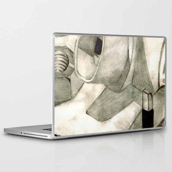 Objects in the sunlight Laptop & iPad Skin