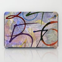 Days are numbers iPad Case