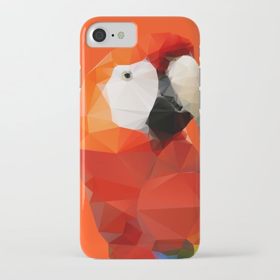 Geo Parrot Red Iphone Amp Ipod Case By Three Of The