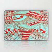 Elephant Butterfly Colle… Laptop & iPad Skin