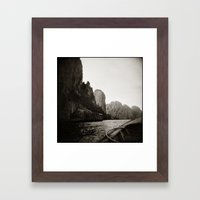 { Adventures } Framed Art Print