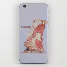 Laughing Buddah iPhone & iPod Skin