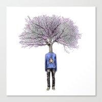 Treenager Canvas Print
