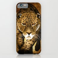 iPhone & iPod Case featuring The Leopard by Roma