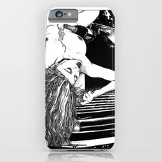 asc 447 - Le réveillon solitaire (Alone on New Year's Eve) iPhone 6 Slim Case