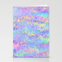 Four Colors Stationery Cards