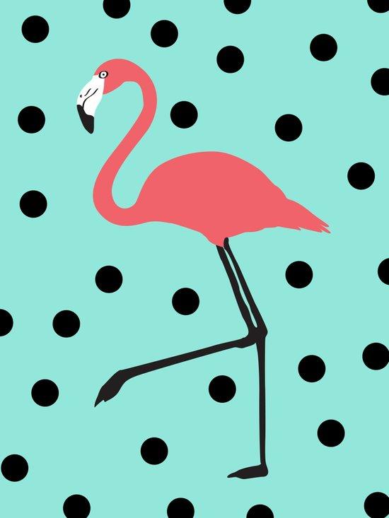 Flamingo Fever Art Print