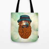 Finding Galaxy Tote Bag