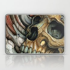 Cave Skull Laptop & iPad Skin