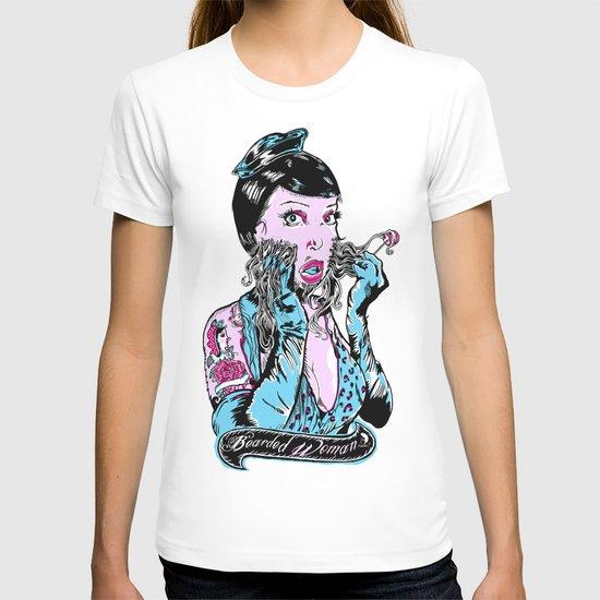 Bearded Woman T-shirt