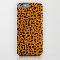 Death Lepard iPhone 6 Slim Case