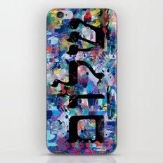 shalom  iPhone & iPod Skin