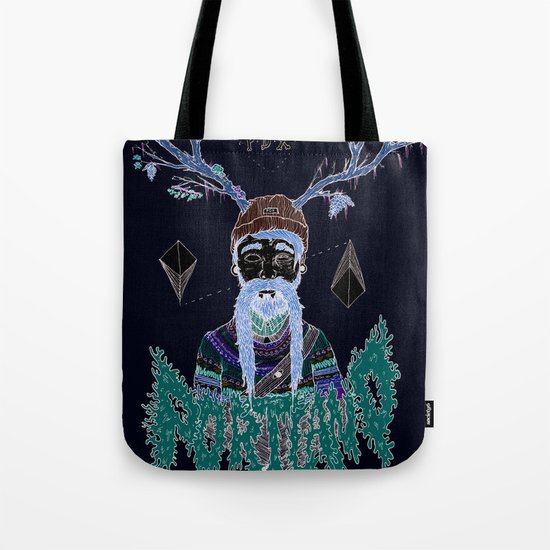 PORTLAND I Tote Bag