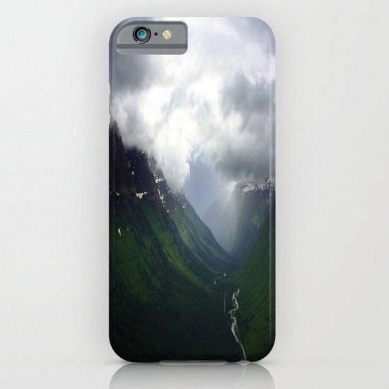 Mystic Mountains iPhone & iPod Case