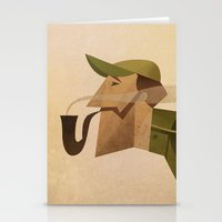 Reginald Stationery Cards