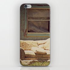 The Window Seat iPhone & iPod Skin