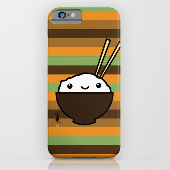 Ricebowl iPhone & iPod Case