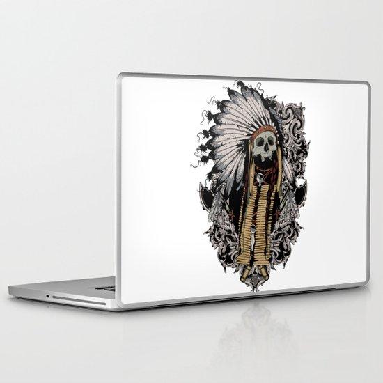 Indian soul Laptop & iPad Skin