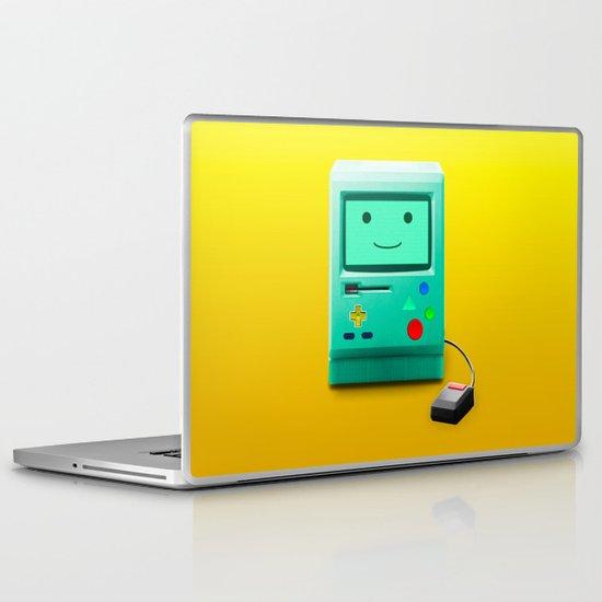 BMO Laptop & iPad Skin