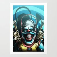 Fool: The Original Art Print