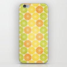 Zesty Slice iPhone & iPod Skin