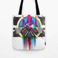 Wild Stripes Tote Bag