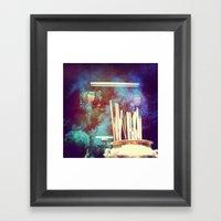 Prayers Framed Art Print