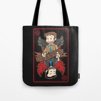 Kings Among Men Tote Bag