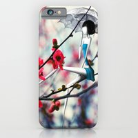 La Fille à l'Ombrelle iPhone 6 Slim Case