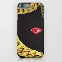 Luxury Red iPhone 6 Slim Case