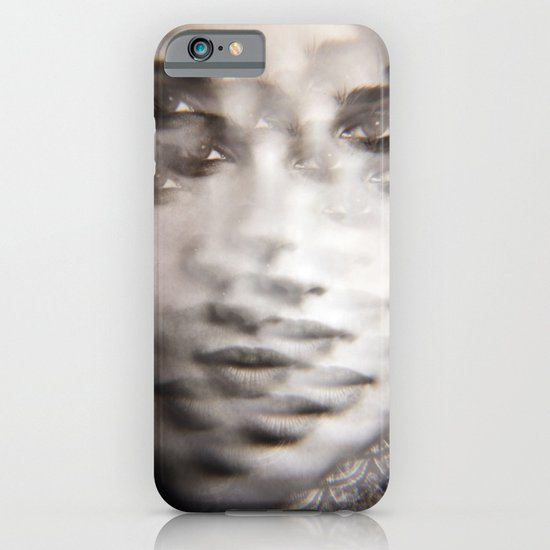 Seeing so Much - Compound Eyes See her Beauty Multiply iPhone & iPod Case