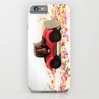 Candy Land Construction iPhone 6 Slim Case