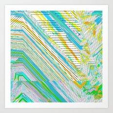 New Sacred 11 (2014) Art Print